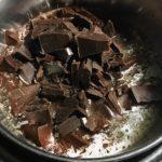 mousse al cioccolato 1