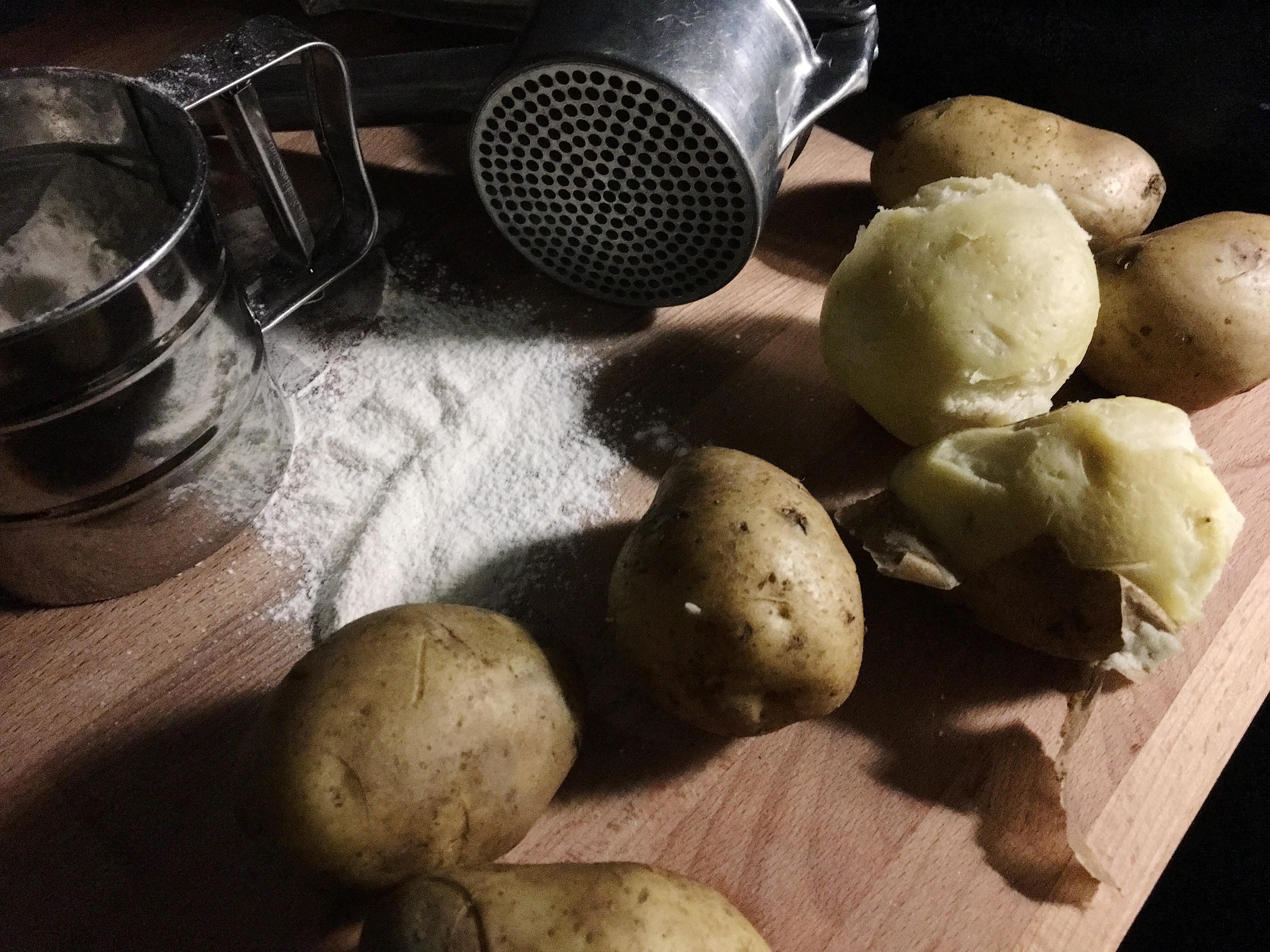 gnocchi di patate 3
