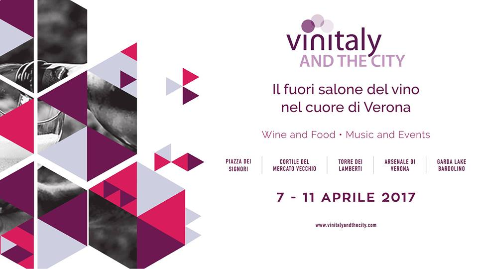 VINITALY 2017 AND THE CITY