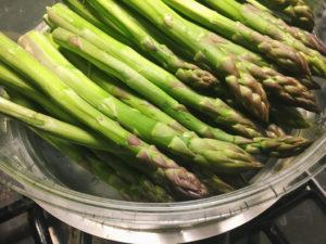 crepes agli asparagi cottura asparagi a vapore