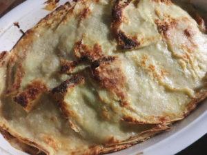 crepes asparagi ricetta gourmama dopo cottura