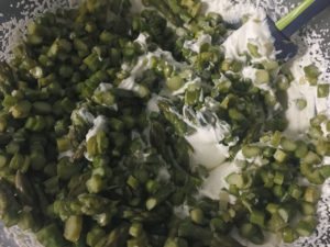 crepes asparagi ricetta gourmama ripieno