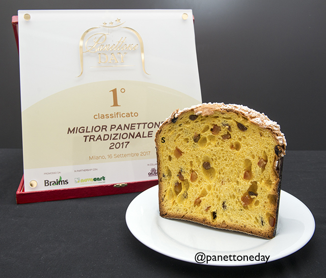 panettone day: ecco i vincitori primo classificato