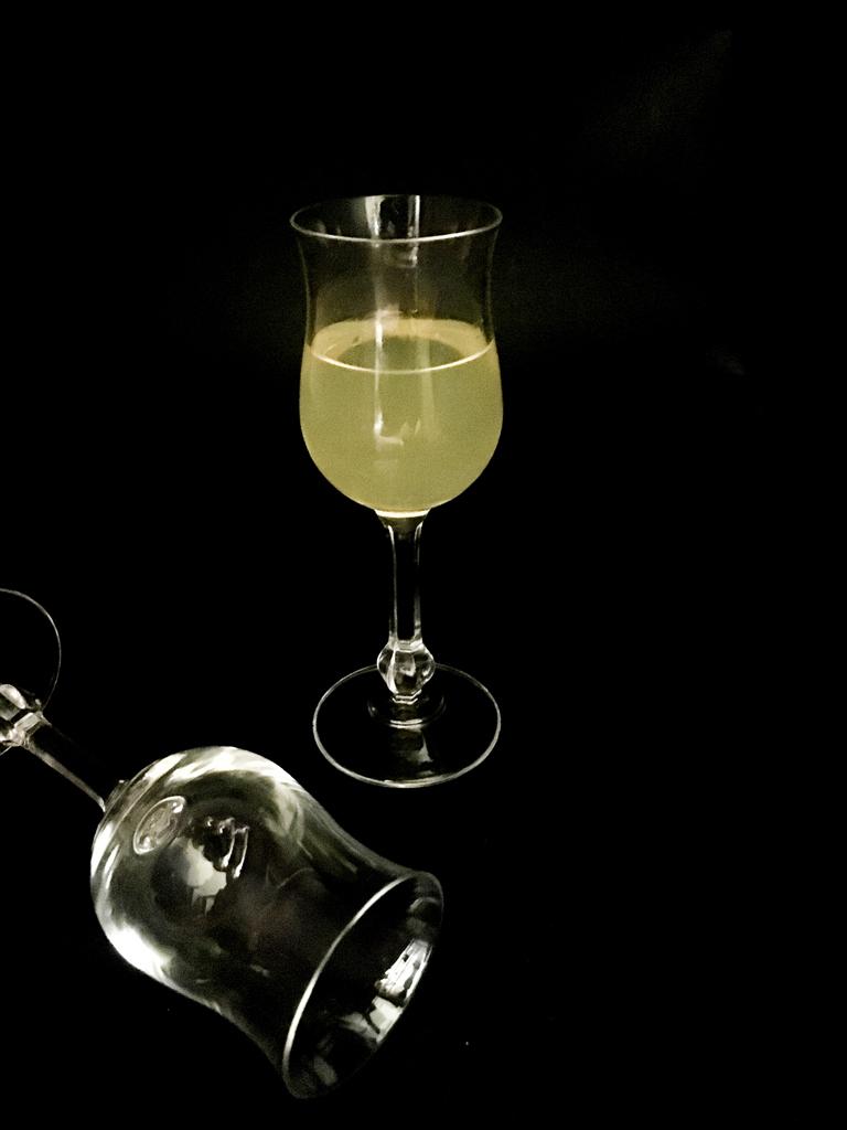 bicchiere limoncello