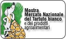 36° mostra mercato nazionale del tartufo bianco
