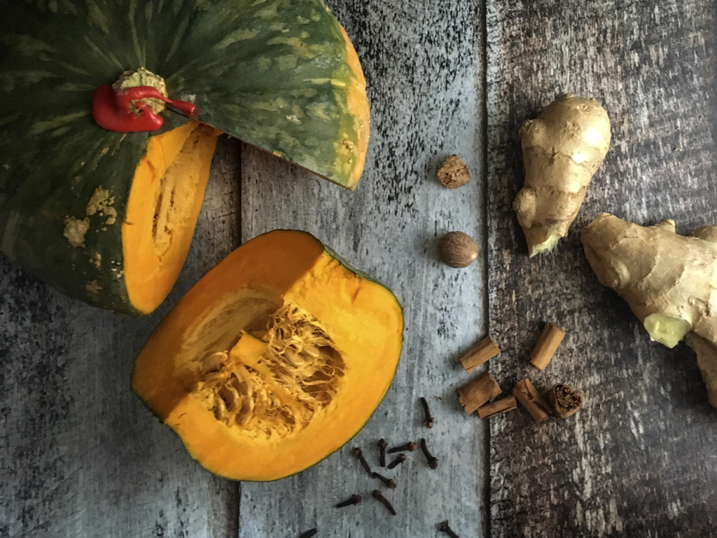 pumpkin pie ingredienti