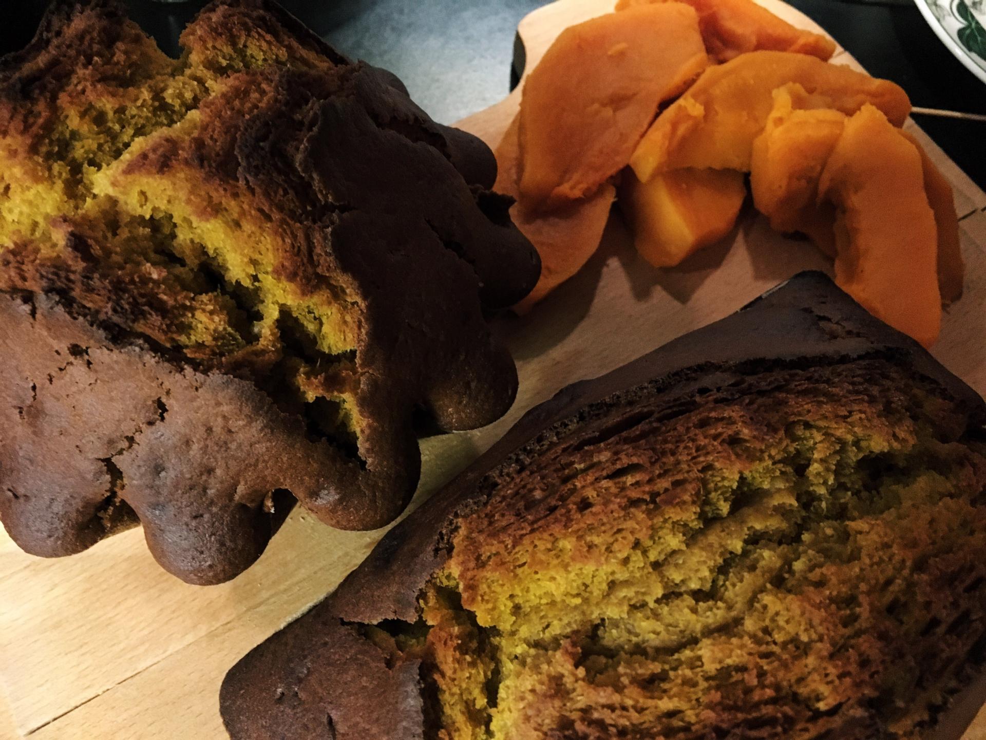 pumpkin bread 3