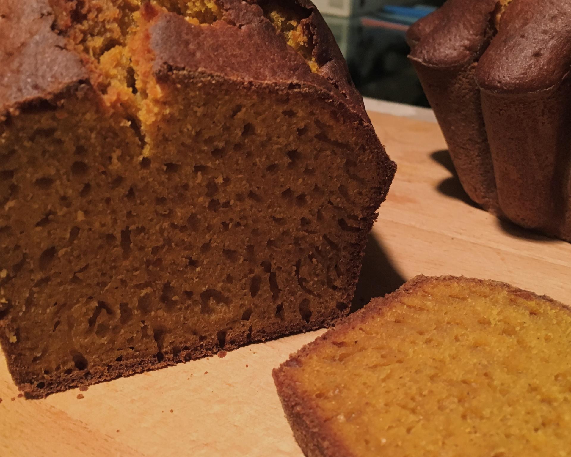 pumpkin bread 4