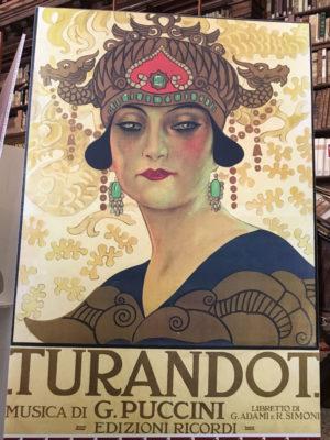 giovanni cova & C. due eccellenze milanesi per un progetto speciale turandot