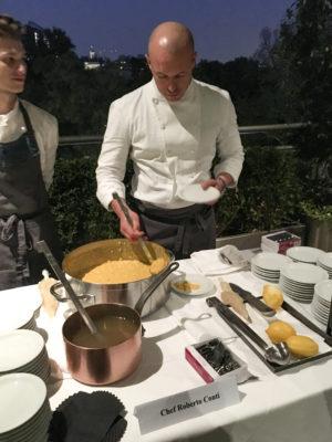#inaccettabile chef conti