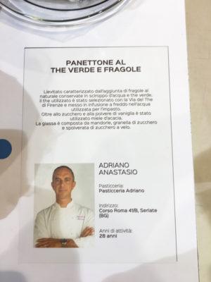 panettone day temporary store adriano anastasio panettone