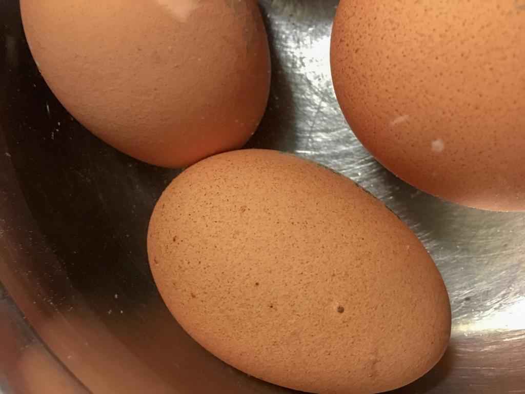 aspic di patate avocado e pomodori secchi cottura uova