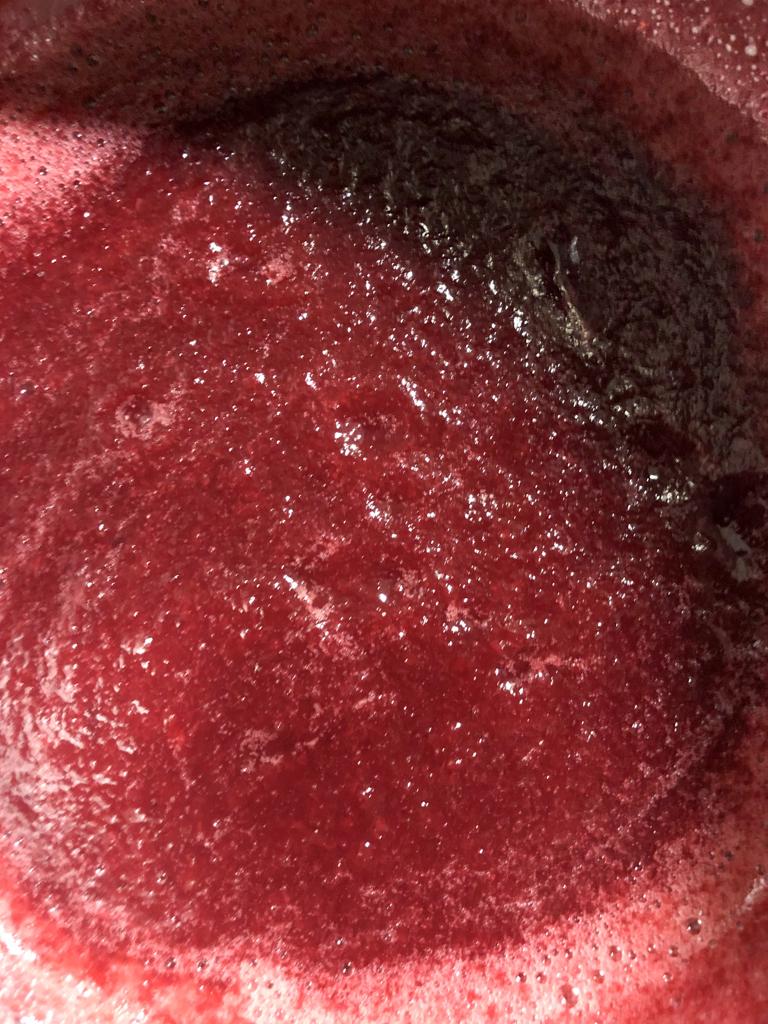 barrette di cheesecake ai frutti rossi gourmama preparazione_3