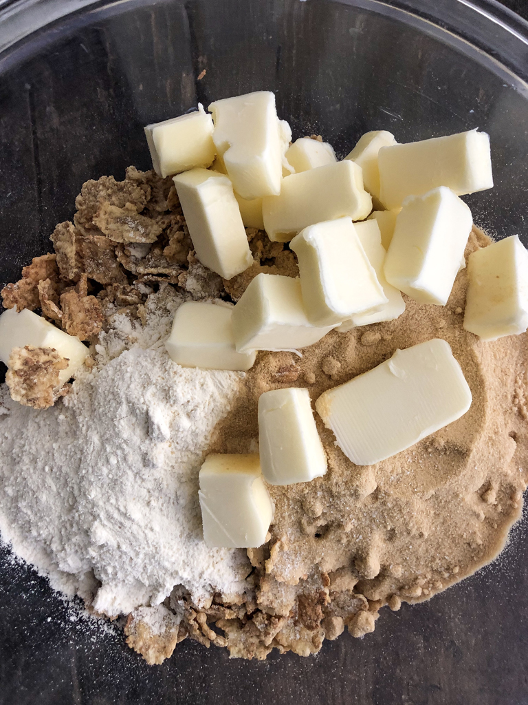 barrette di cheesecake ai frutti rossi gourmama preparazione_4