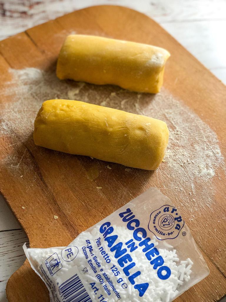 biscotti alla granella di zucchero gourmama preparazione_3