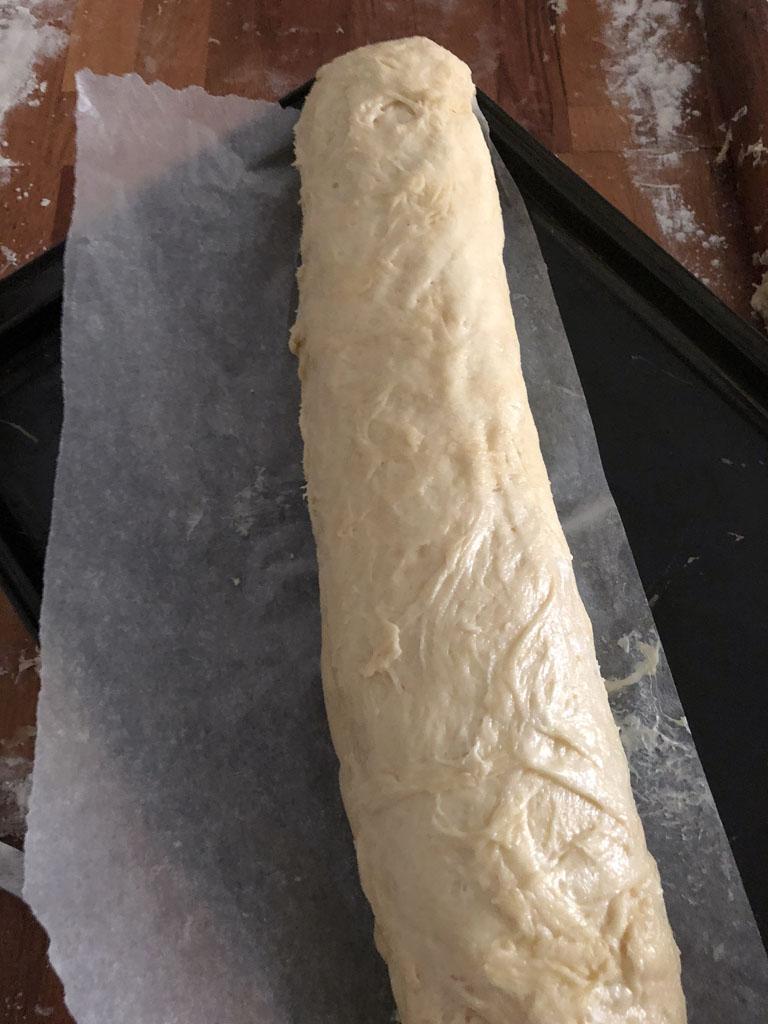 brioche sfogliata allo zucchero di philippe conticini gourmama preparazione_1