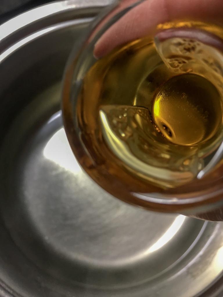 charlotte alla crema di marroni rum