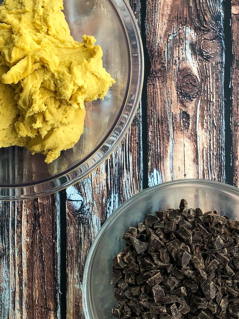 chocolate chip cookies preparazione gourmama