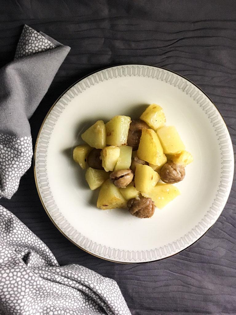 contorno di patate mele renoir e castagne presentazione_2