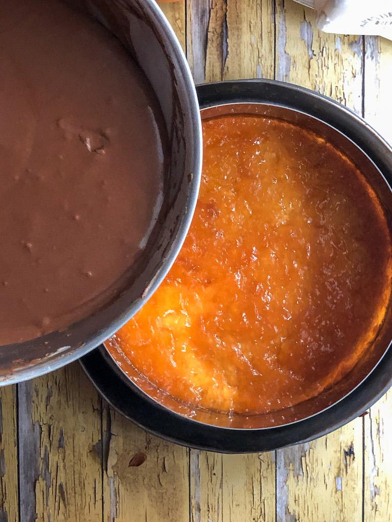 crostata al pompelmo rosa e mousse di cioccolato gourmama preparazione_11