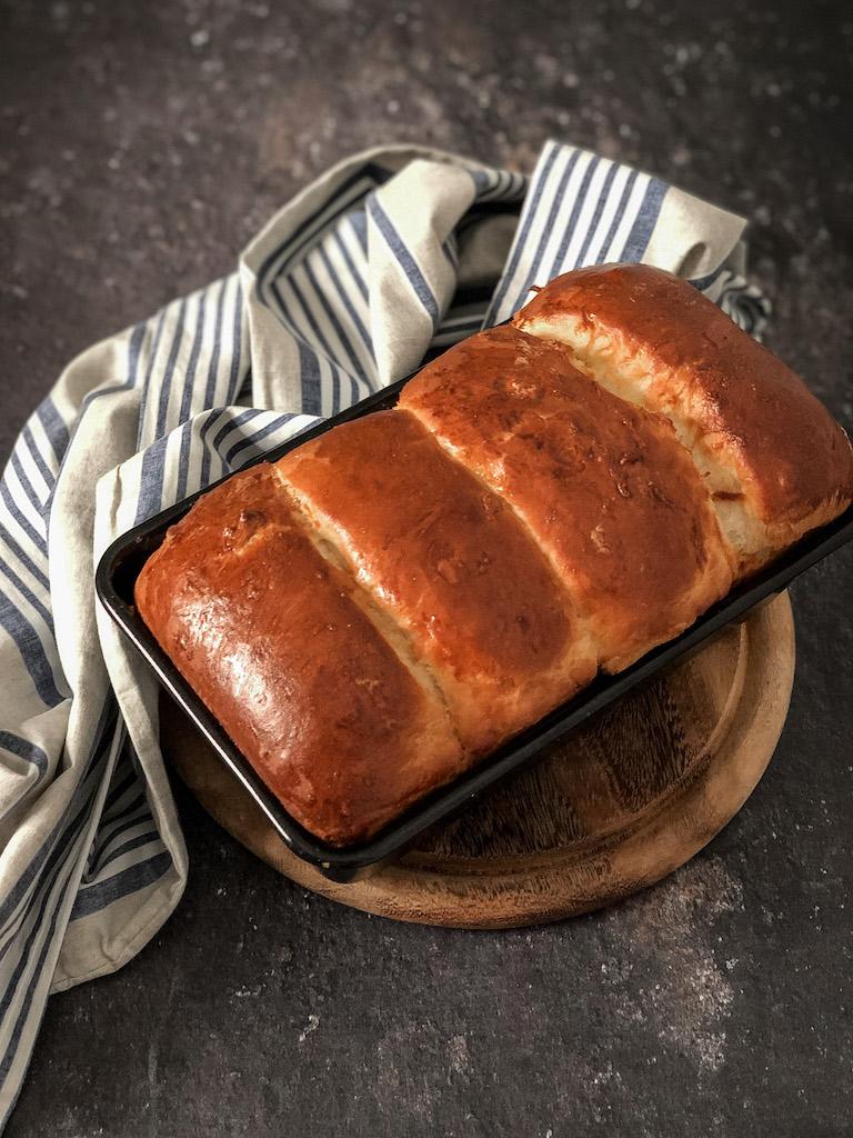 hokkaido milk bread presentazione