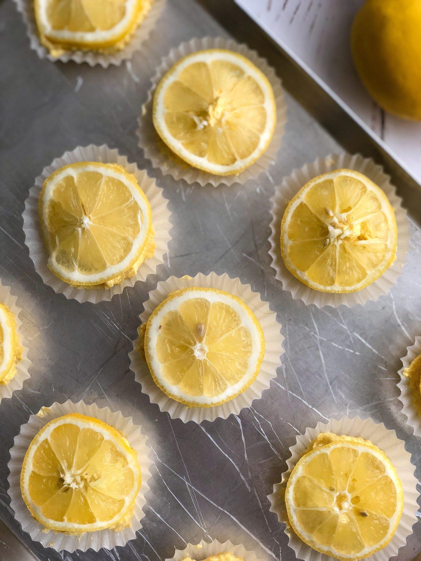 tortine di semolino al limone preparazione_2