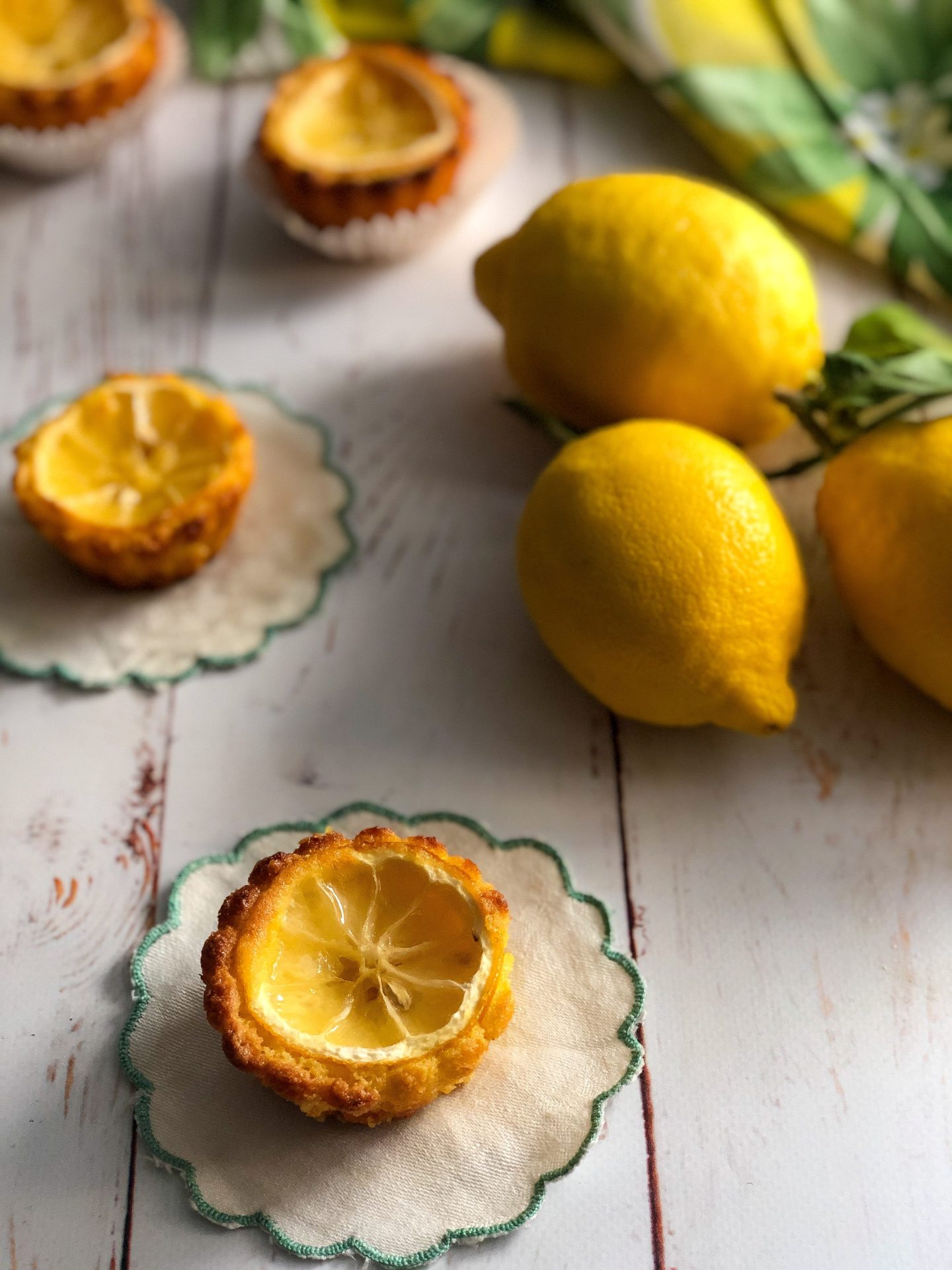 tortine di semolino al limone presentazione_2