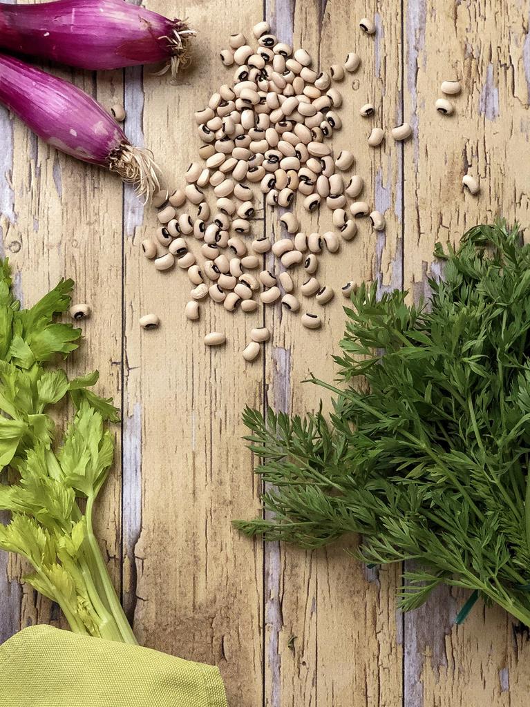 insalata con fagioli dellocchio gourmama ingredienti