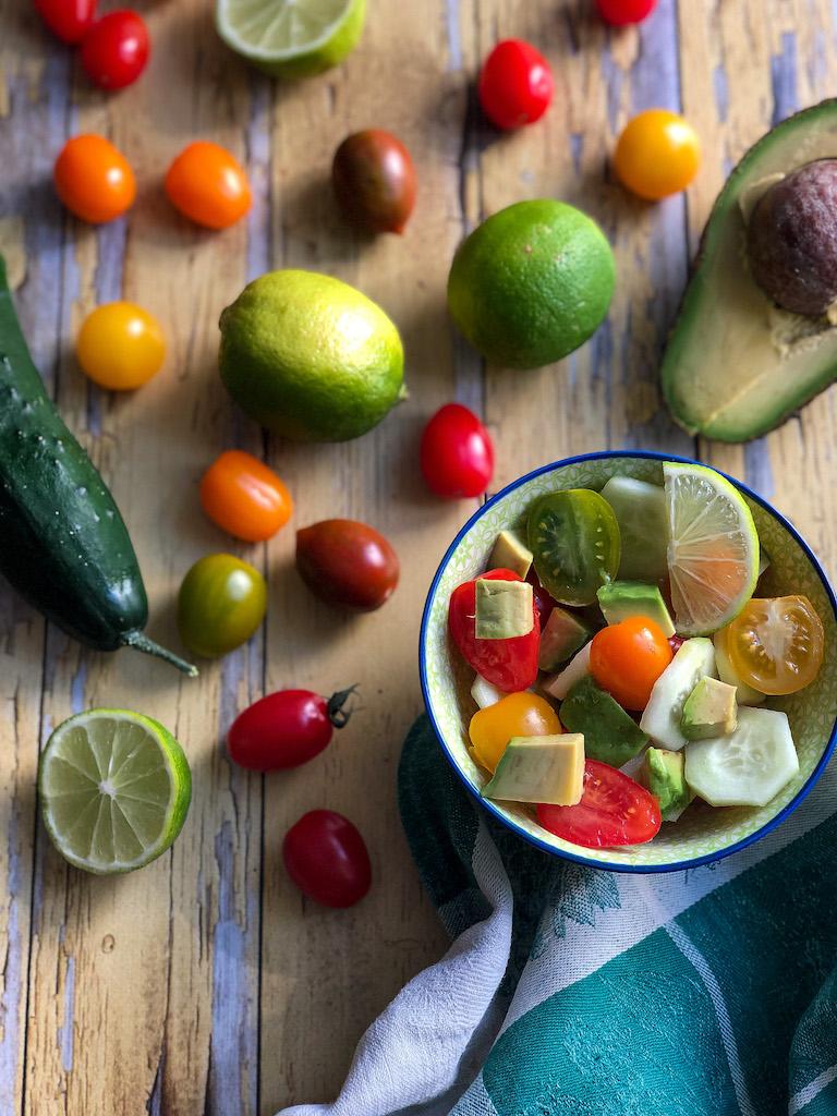 insalata di avocado gourmama presentazione_1