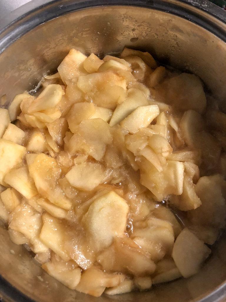 lé nièr beurre gourmama cottura mele