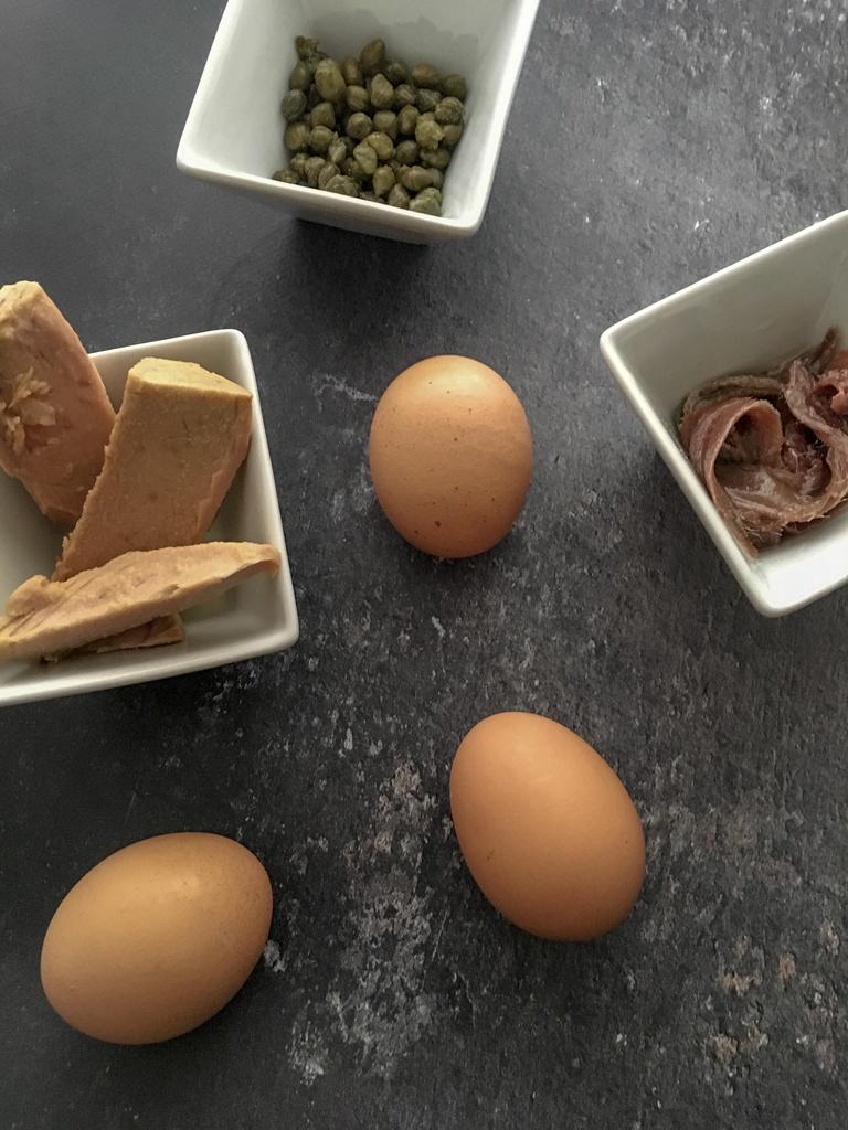 le uova di paolo ingredienti