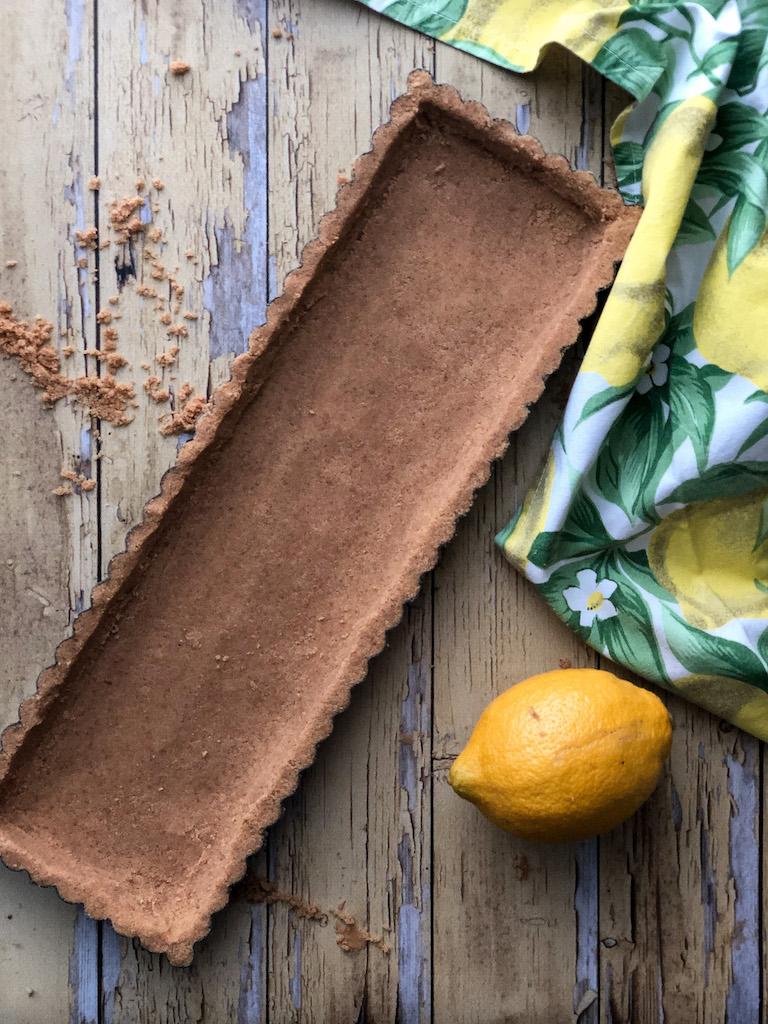 lemon tart senza cottura presentazione_1