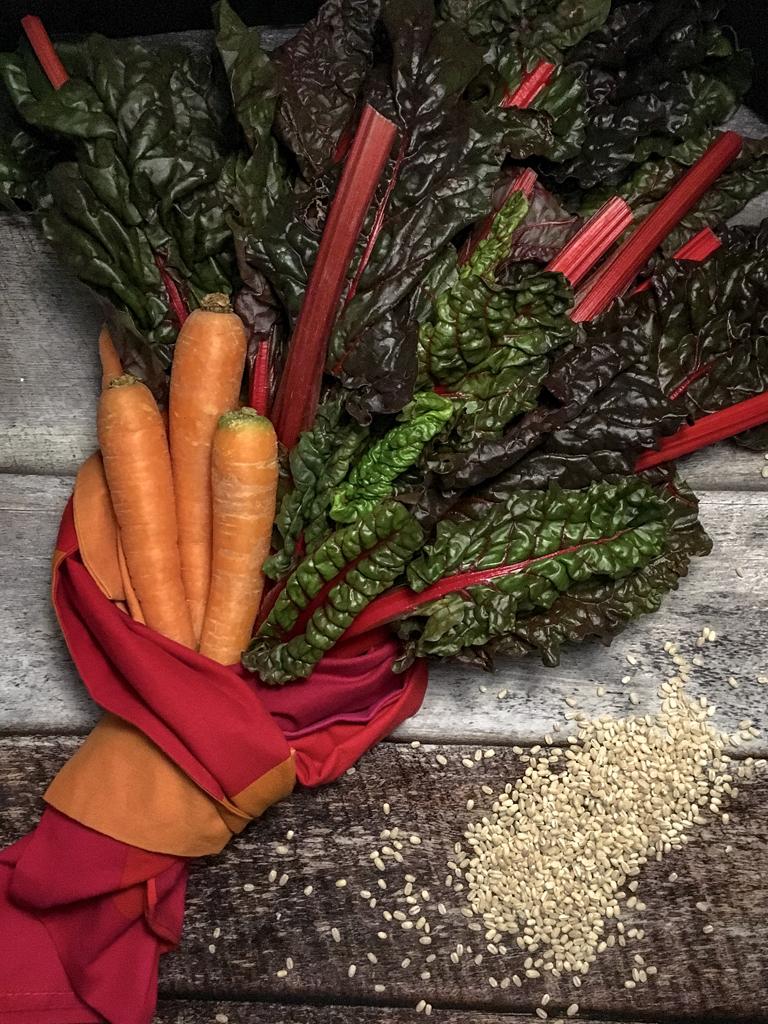 minestra di orzo carote e bietole rosse ingredienti