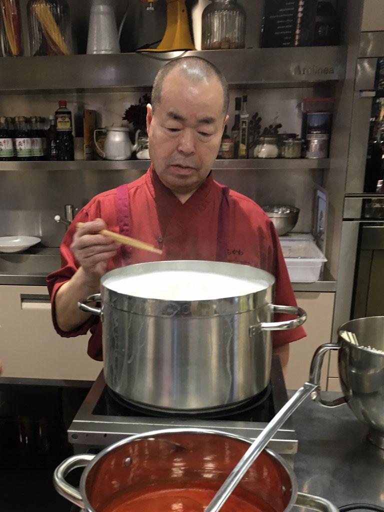 nagasaki gourmet duet e i prodotti yokamon! market di nagasaki maestro ichikawa