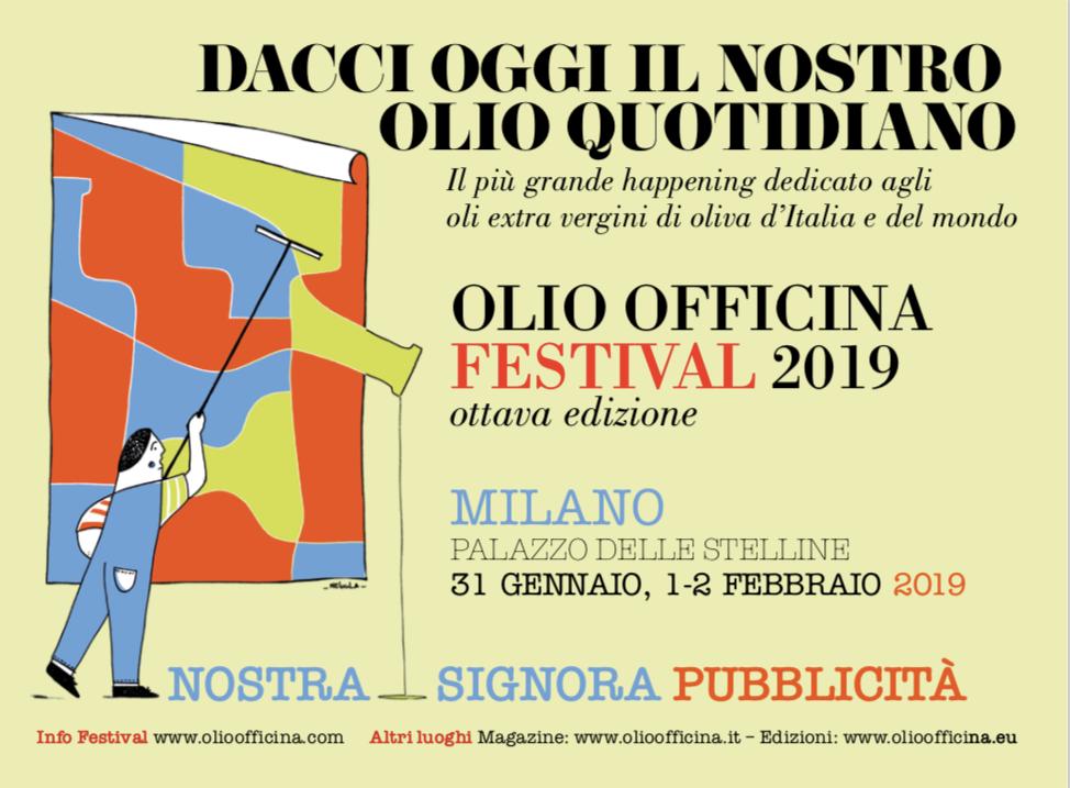 olio officina festival 2019