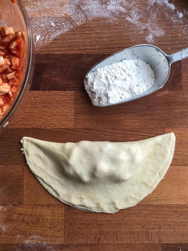 panzerotti pugliesi preparazione gourmama_8