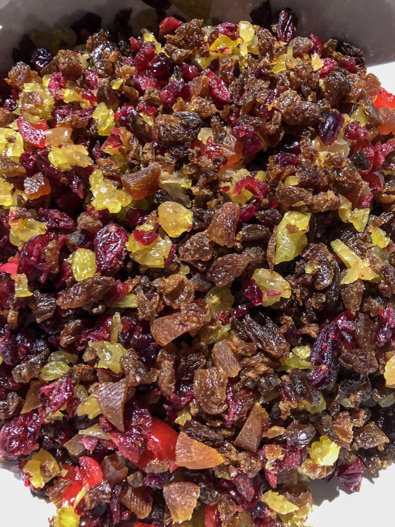 rich fruit cake gourmama frutta