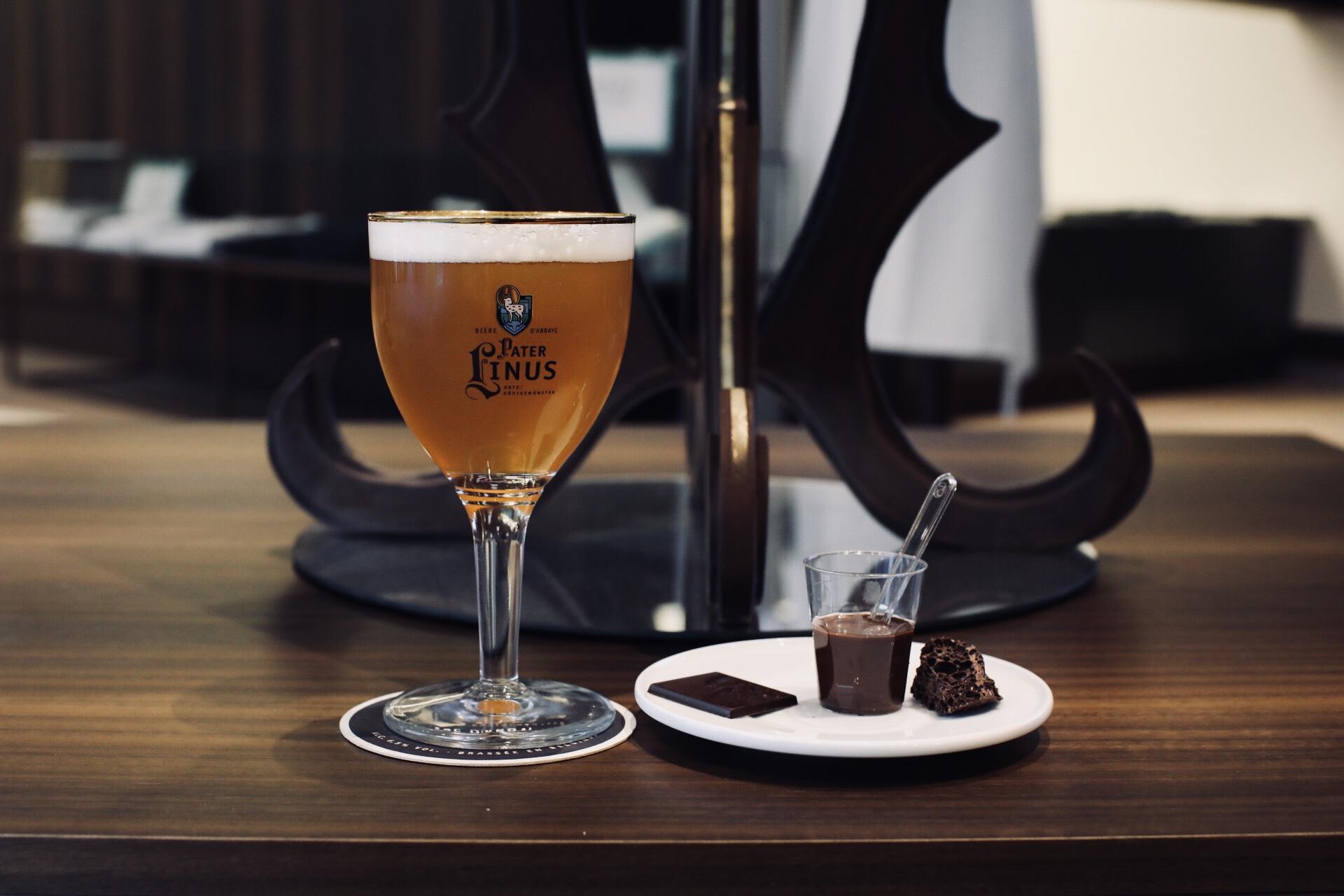 salon du chocolat pater linus callebaut