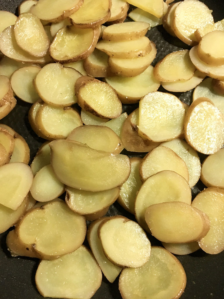 torta salata con agretti e patate gourmama cottura patate