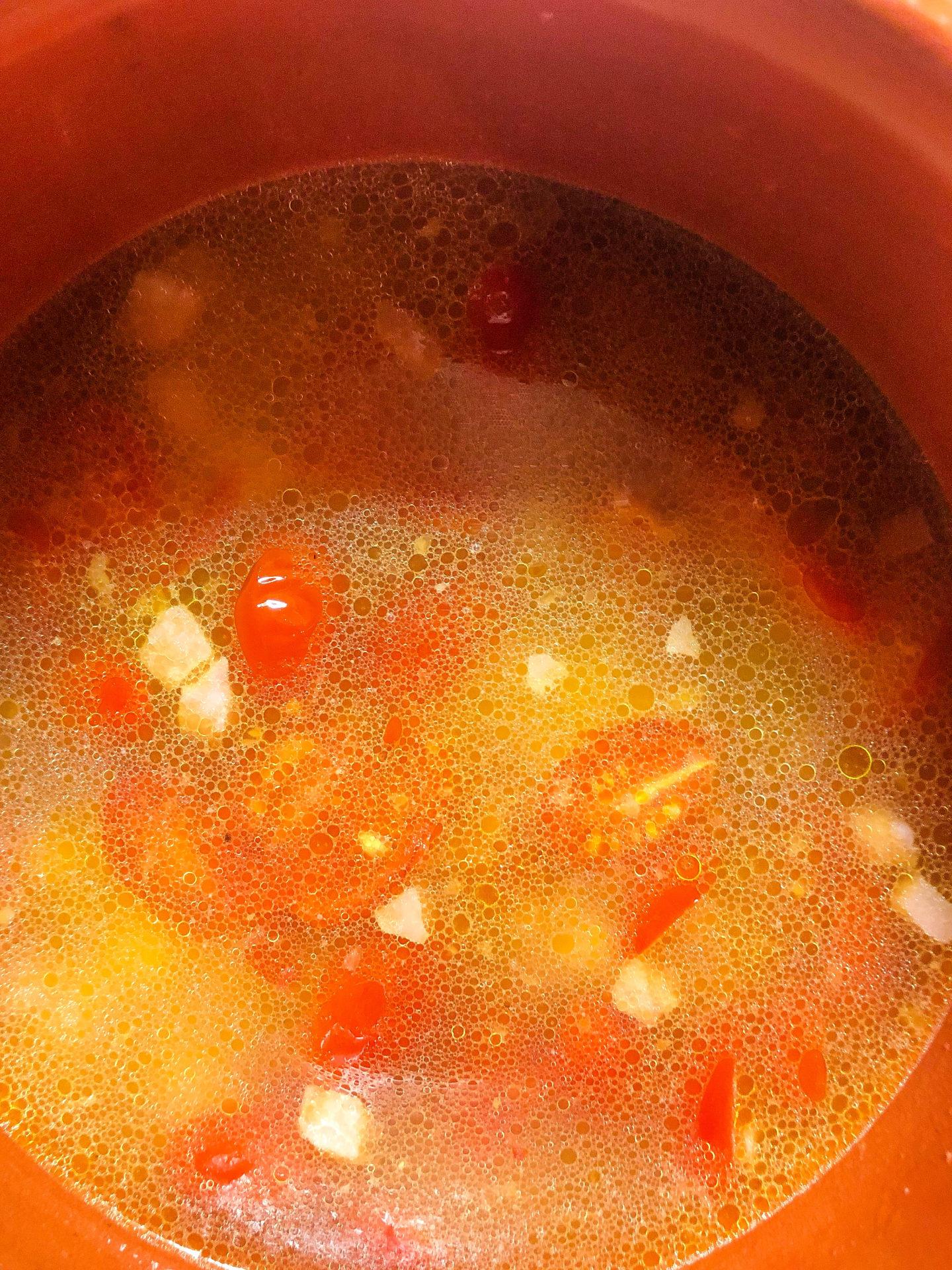 zuppa di farro gourmama preparazione_3